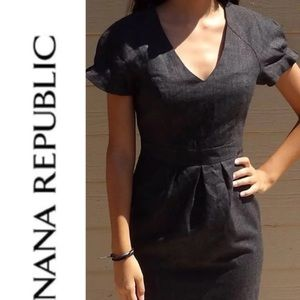 Banana Republic dress!